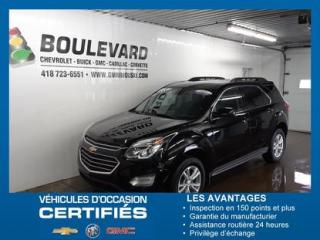 Used 2017 Chevrolet Equinox LT / TOIT / NAV for sale in Rimouski, QC