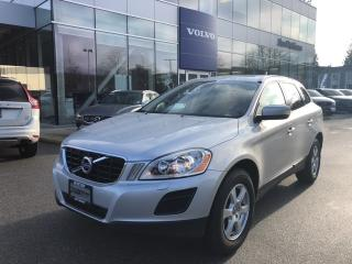 Used 2011 Volvo XC60 Local BC Car No Accident Claim Over $2,000 3.2 Level 1 for sale in Surrey, BC