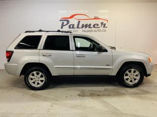 Used 2008 Jeep Grand Cherokee AWD 4DR LAREDO for sale in Lachine, QC