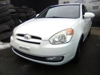 Used 2008 Hyundai Accent 3DR HB for sale in Longueuil, QC