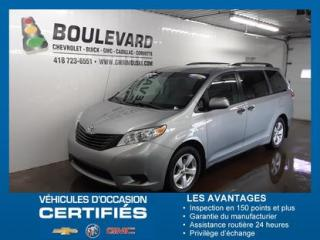 Used 2014 Toyota Sienna Le 7 Passagers for sale in Rimouski, QC