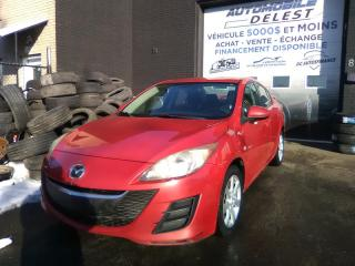 Used 2010 Mazda MAZDA3 4dr Sdn for sale in Longueuil, QC