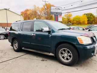 Used 2004 Nissan Pathfinder 8 Passagers-4WD-Auto-Transmission Glisse for sale in Laval, QC