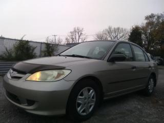 Used 2004 Honda Civic 4dr Sdn SE Manual for sale in Longueuil, QC