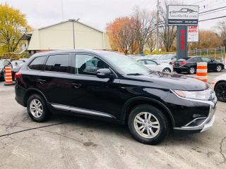Used 2016 Mitsubishi Outlander AWC-Eco Mode-Air-Mags-Groupe Electrique for sale in Laval, QC