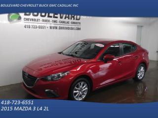Used 2015 Mazda MAZDA3 GS-SKY for sale in Rimouski, QC