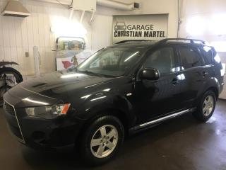 Used 2010 Mitsubishi Outlander ES for sale in Drummondville, QC