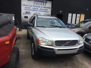 Used 2006 Volvo XC90 5dr V8 AWD 7 seat for sale in Longueuil, QC