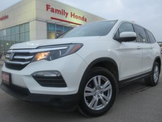 Used 2017 Honda Pilot 4WD LX | HEATED SEATS | PUSH START | ECO MODE for sale in Brampton, ON