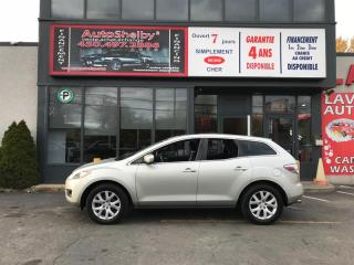 Used 2007 Mazda CX-7 GT-CUIR-TOIT-MAGS-IMPECABLE for sale in Laval, QC