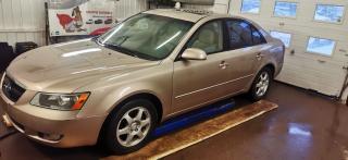 Used 2007 Hyundai Sonata Gl/gl avec abs/gls/gl avec xm/gl avec abs/xm/gls avec xm for sale in Drummondville, QC