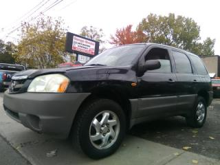 Used 2004 Mazda Tribute 4dr 2.0L Man DX for sale in Longueuil, QC