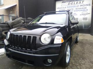 Used 2010 Jeep Compass 4WD 4DR for sale in Longueuil, QC