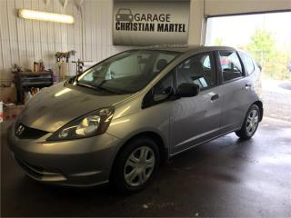 Used 2009 Honda Fit Dx/dx-a/lx for sale in Drummondville, QC