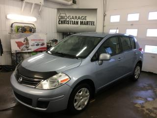 Used 2012 Nissan Versa 1,8 for sale in Drummondville, QC