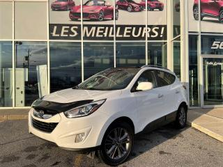 Used 2015 Hyundai Tucson GLS for sale in St-Hyacinthe, QC
