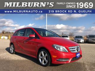 Used 2013 Mercedes-Benz B-Class B 250 Sports Tourer for sale in Guelph, ON