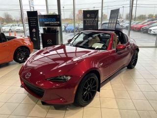 Used 2017 Mazda Miata MX-5 GT for sale in St-Hyacinthe, QC