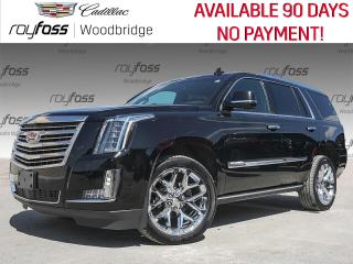 Used 2018 Cadillac Escalade Platinum MASSAGE, DVD, SUNROOF for sale in Woodbridge, ON