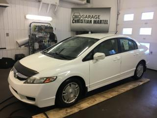 Used 2009 Honda Civic for sale in Drummondville, QC
