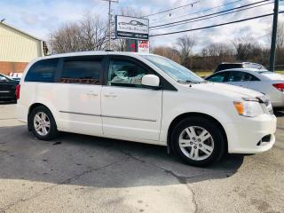 Used 2012 Dodge Grand Caravan 7 Passagers-Air-Cruse-Mags-Groupe Electrique for sale in Laval, QC