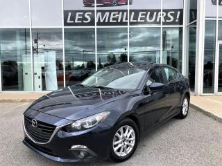 Used 2015 Mazda MAZDA3 GS for sale in St-Hyacinthe, QC