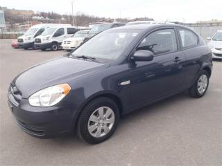Used 2011 Hyundai Accent GL for sale in Drummondville, QC