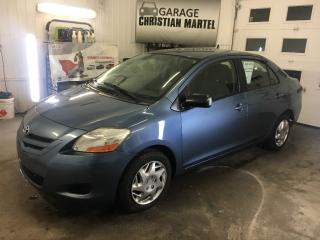Used 2007 Toyota Yaris for sale in Drummondville, QC