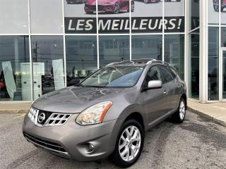 Used 2013 Nissan Rogue SV for sale in St-Hyacinthe, QC