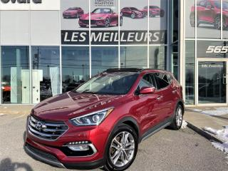 Used 2018 Hyundai Santa Fe Sport SE for sale in St-Hyacinthe, QC