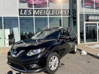 Used 2015 Nissan Rogue SV for sale in St-Hyacinthe, QC