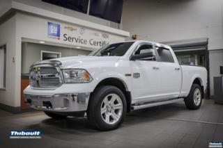 Used 2015 RAM 1500 4WD Crew Cab 149  Longhorn for sale in Sherbrooke, QC
