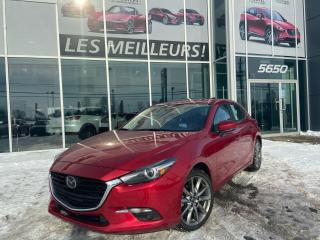 Used 2018 Mazda MAZDA3 SPORT GT for sale in St-Hyacinthe, QC