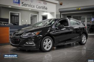 Used 2018 Chevrolet Cruze 2018 Chevrolet Cruze - 4dr HB 1.4L LT w-1SC for sale in Sherbrooke, QC