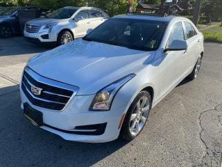 Used 2016 Cadillac ATS AWD Sedan 2.0L, Leather, Sunroof! for sale in Toronto, ON
