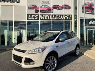 Used 2016 Ford Escape SE for sale in St-Hyacinthe, QC