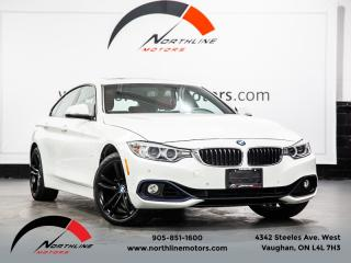 Used 2016 BMW 4 Series 428i xDrive Gran Coupe|Sport|Navigation|Camera|Red Leather for sale in Vaughan, ON