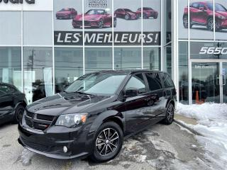 Used 2018 Dodge Grand Caravan GT for sale in St-Hyacinthe, QC