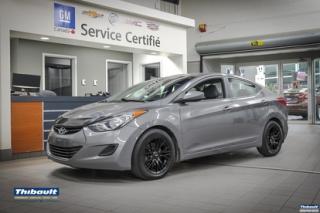 Used 2013 Hyundai Elantra 4dr Sdn Man GL for sale in Sherbrooke, QC