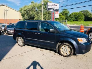 Used 2008 Dodge Grand Caravan 7 Passagers-Stow&Go-Air-Bluetooth-Jamais Accidenté for sale in Laval, QC