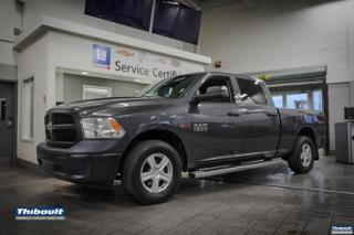 Used 2016 RAM 1500 2016 Ram 1500 - 4WD Crew Cab 149  Tradesman for sale in Sherbrooke, QC