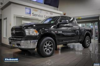 Used 2014 RAM 1500 4WD Quad Cab 140.5  Outdoorsman for sale in Sherbrooke, QC