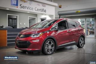 Used 2017 Chevrolet Bolt EV 5dr HB Premier for sale in Sherbrooke, QC
