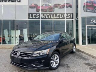 Used 2018 Volkswagen Passat Trendline + for sale in St-Hyacinthe, QC