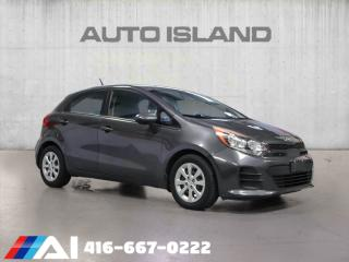 Used 2016 Kia Rio BLUETOOTH POWER GROUP HEATED SEAT for sale in North York, ON