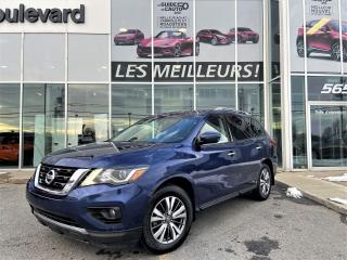 Used 2018 Nissan Pathfinder SV for sale in St-Hyacinthe, QC