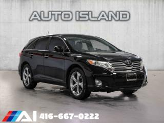Used 2010 Toyota Venza AWD Navi Camera Bluetooth  Pano Sunroof  Leather for sale in North York, ON