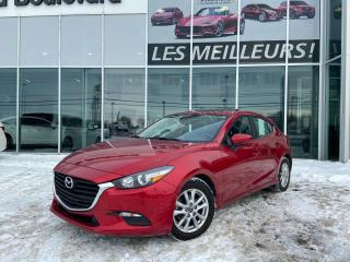 Used 2018 Mazda MAZDA3 Sport GS for sale in St-Hyacinthe, QC