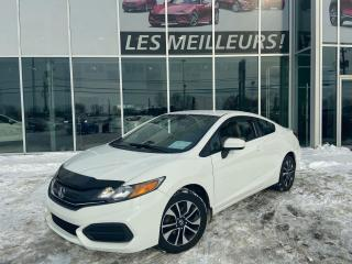 Used 2015 Honda Civic LX for sale in St-Hyacinthe, QC