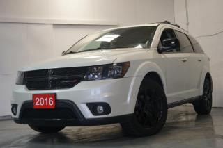 Used 2016 Dodge Journey 7 Passenger  Bluetooth FWD Alloy  Heated Seat for sale in North York, ON